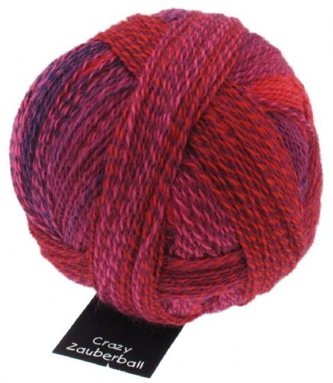 Schoppel-Wolle ZAUBERBALL 6-ply Indian Rose 2095